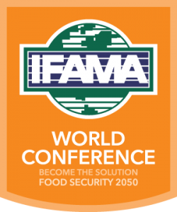 IFAMA Conference Badge